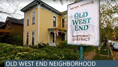 Old West End header