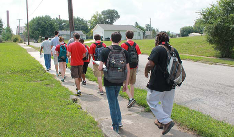 Neighborhood Walking Groups | Muncie Neighborhoods