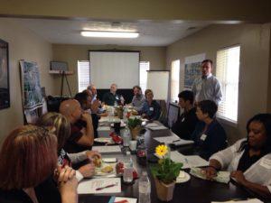 Steering Committee Oct 2015