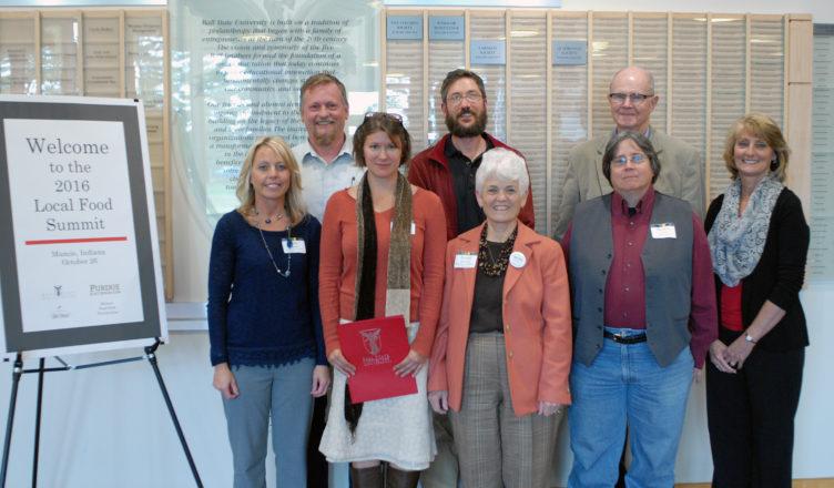 Food Summit organizers.