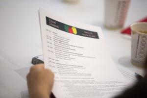 Food Summit Agenda