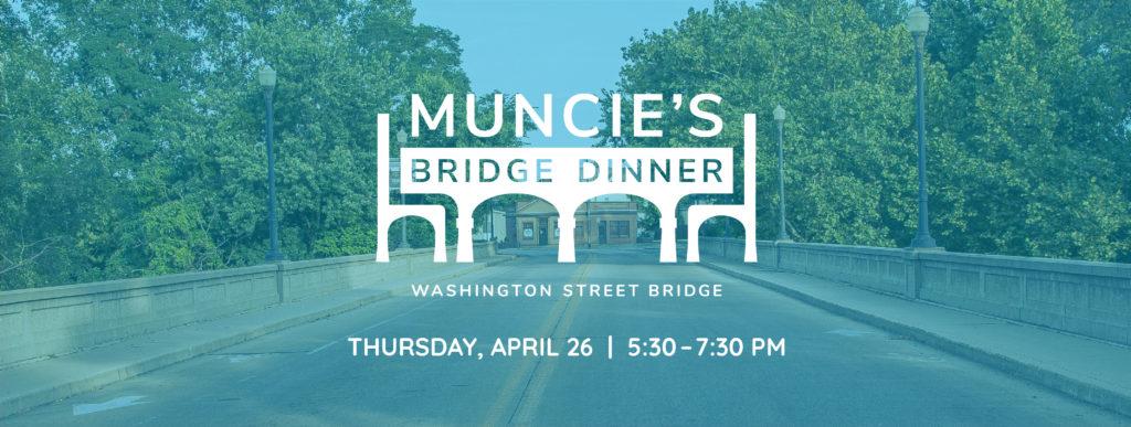 Muncie Bridge Dinner banner