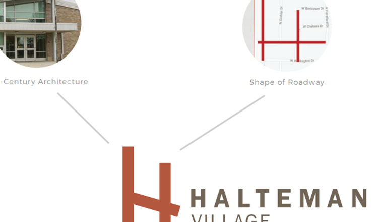 snippet of one of the branding images