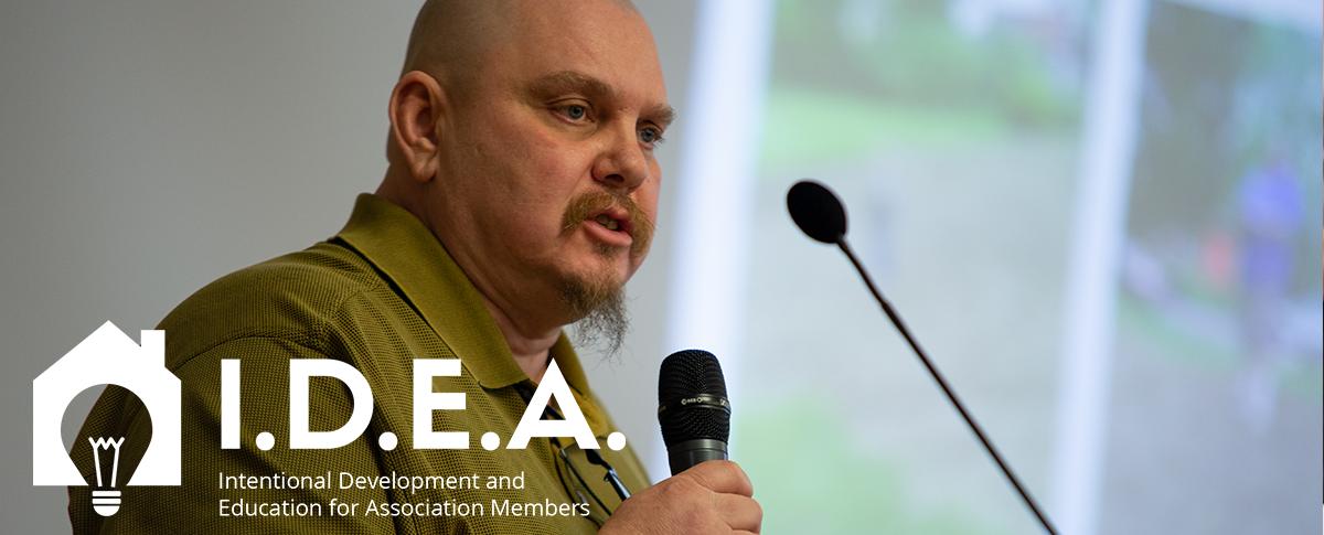 IDEA Conference Header