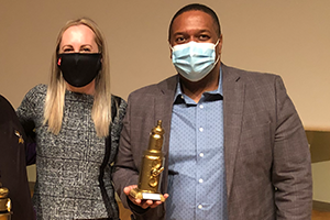 2020 Fall Cleanup Award Winner