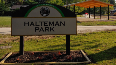 Photo of the park provided with press release